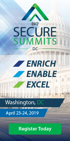 ISC2 Secure Summit 2019 in DC