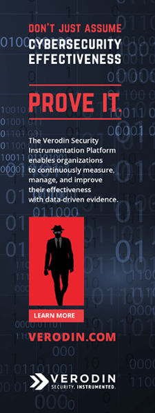 Verodin's security instrumentation platform